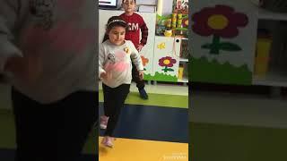 Anasınıfı 6 taş B grubu/ Oyun ve Hareket /Mandal Takma Yarışması