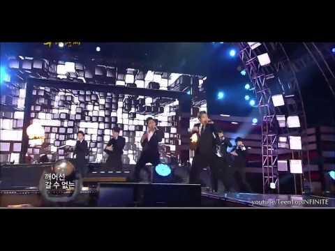 HD | 111003 | INFINITE (인피니트) - Paradise | Live Performance | October 3, 2011