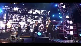 HD   111003   INFINITE (인피니트) - Paradise   Live Performance   October 3, 2011