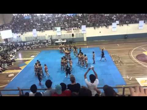 Cea cheer dance (holy angel unversity)