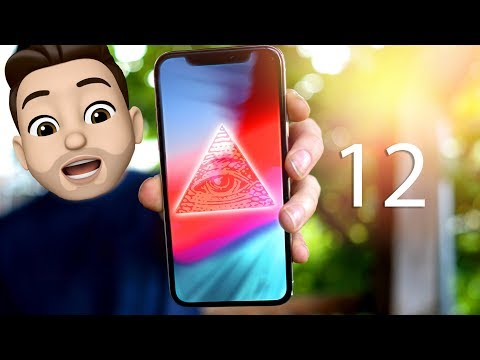 The BEST iOS 12 HIDDEN Features!