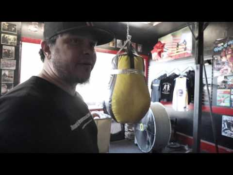 Gym Tour of Lightning Boxing Club (New Location, Seminary Oakland, California