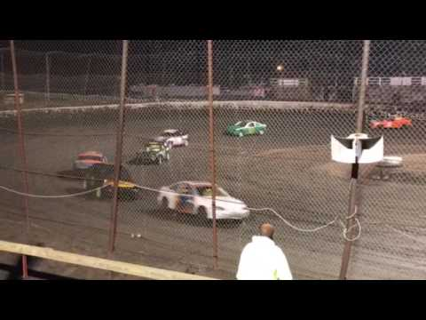 Macon Speedway Hornet Feature 5/13/17