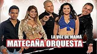 MATECAÑA - LA VOZ DE MAMÁ - DISCO DE LA FERIA DE CALI 2012
