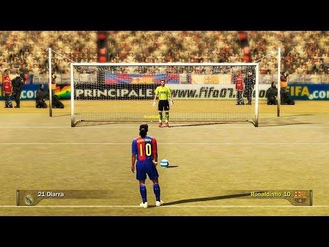 Penalty Kicks From FIFA 94 to 16