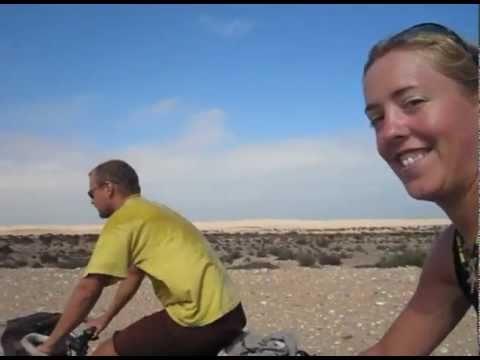 Take On Africa - Cycling across the Sahara