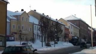Eschenbach im Winter am 28. Dez. 2010