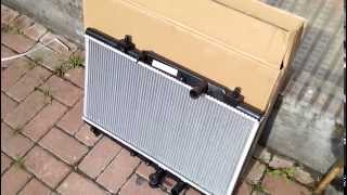 Радиатор Geely ck 1602041180-01(Как выглядит радиатор охлаждения на джили ск. Купить в Украине данный агрегат можно на сайте Джи Пи сервиса..., 2015-07-01T15:19:36.000Z)