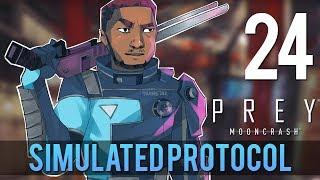 [24] Simulated Protocol (Let's Play Prey: Mooncrash w/ GaLm)