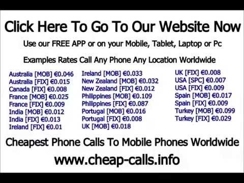 australia cheap phone calls to mobile phones