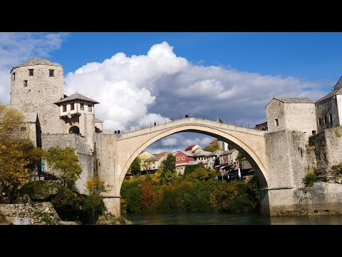 Bosnia and Herzegovina Travel Video (Bosna i Hercegovina Putovanja) Visual Journey: Cinematic B-Roll
