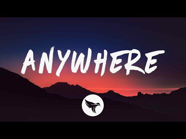 SLANDER & Au5 - Anywhere (Lyrics) ft. PLYA & shYbeast