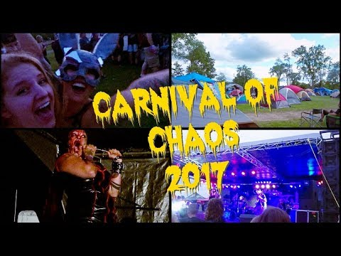 VLOG: July 13th-15th | Carnival of Chaos 2017!