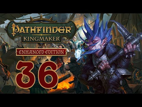 Pathfinder Kingmaker (Enhanced, Turn-Based) - Part 36 |
