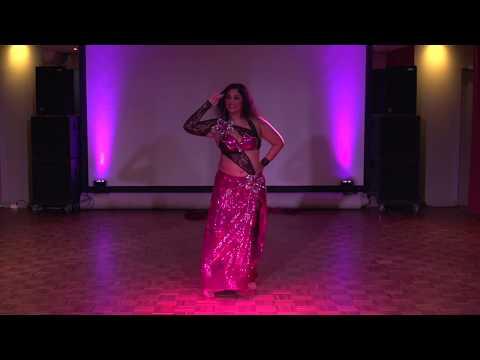 Aruna Nalini - Belly Dance Modern Cairo 2017