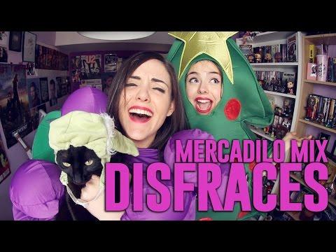 MERCADILLO MIX | DISFRACES | Ft. Berry