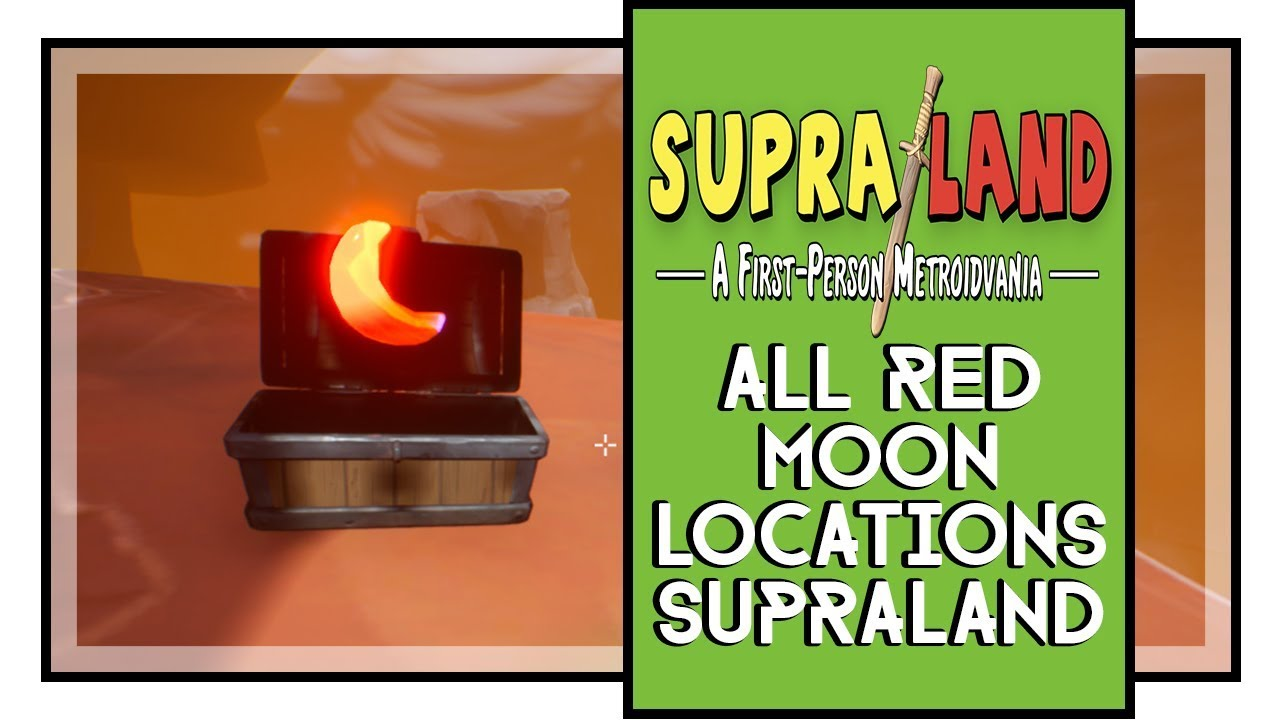 supraland red moon use - photo #16