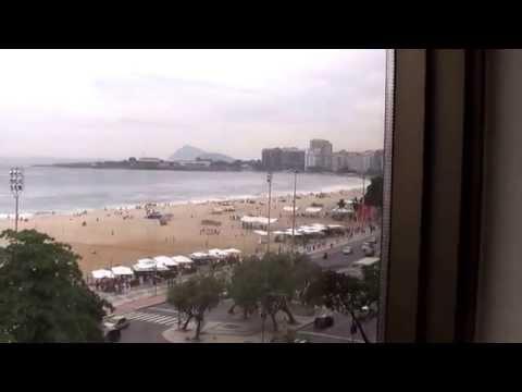 JW Marriott Copacabana, Rio de Janeiro, Brazil - Review of an Ocean View Room 616
