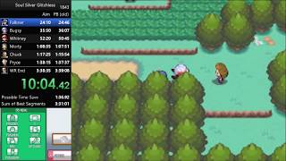 Pokemon Soul Silver Glitchless Speedrun in 3:35:41 [Current World Record]