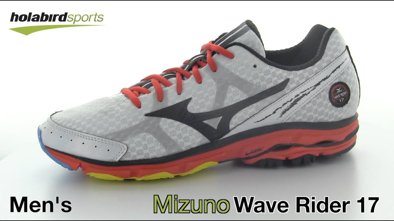 mizuno running shoes wave rider 17