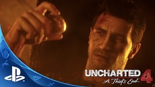 UNCHARTED 4: A Thief's End - Heads or Tails :30 Second Video | PS4