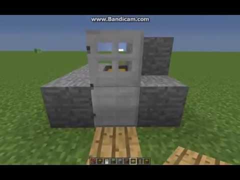 Minecraft Tuzaklar Serisi Bölüm 1