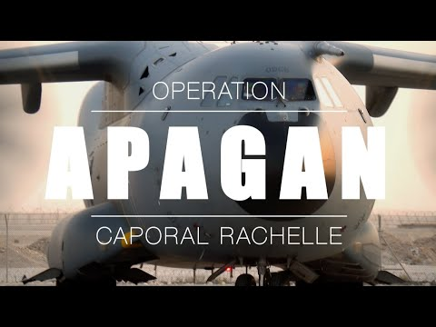 Opération APAGAN - Agent du transit aérien sur la base aérienne 104 (épisode 7)