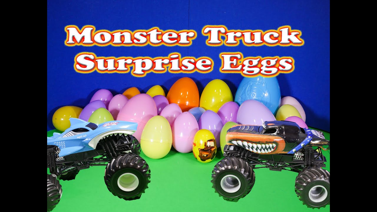 monster trucks grave digger crashes