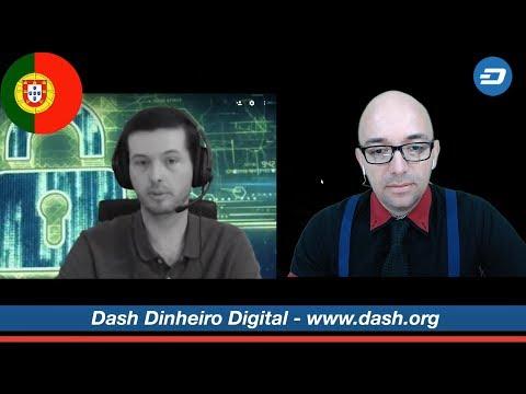 Entrevista para o canal Dash Dinheiro Digital