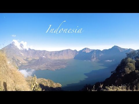 Indonesia Holiday 2015 - Archie Baker