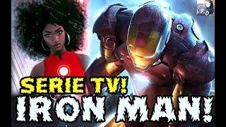 Iron man serie