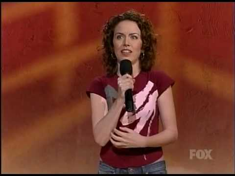 First Appearance on MadTV! Crista Flanagan as Luann Lockhart