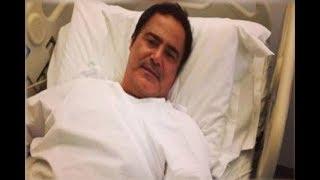 حصري من داخل المستشفى...هذه هي حال عاصي الحلاني الصحية بعد سقوطه عن الفرس!!