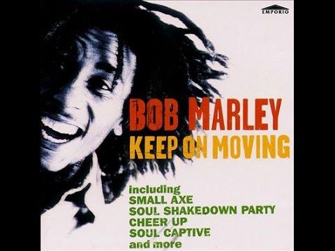 Bob Marley - Keep On Moving mp3