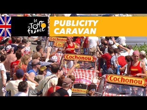 Tour De France Guide: Publicity Caravan