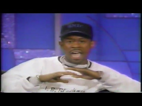 Martin Lawrence on Arsenio Hall (Audio is in Right-Speaker Only)