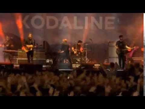 Kodaline @ Reading Festival Aug 2013