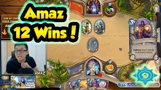 "Amaz 12 wins Arena with Mage - ""That"