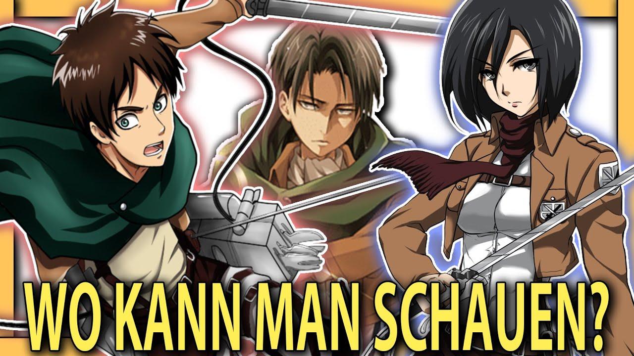Legal Anime Schauen