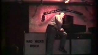 Mick's Disco Set Up