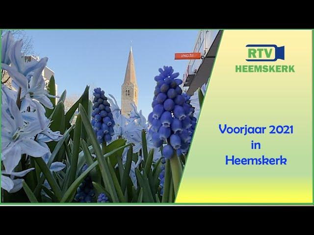 Voorjaar 2021 in Heemskerk