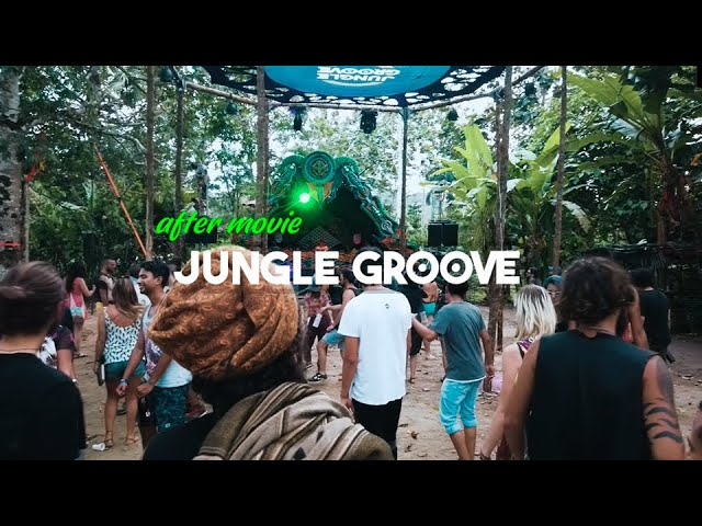 Jungle Groove VII / official after movie 2019