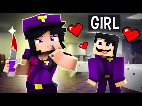 PURPLE GIRL VS PURPLE GUY!? - Fazbear and Friends SHORTS #1-16 Compilation