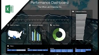 Download Mp3 How To Build A Well-designed And Interactive Excel Dashboard With Pivot Tables A
