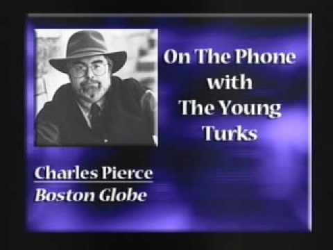 Charles Pierce of the Boston Globe Talks Idiot America
