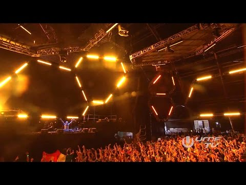 Armin van Buuren live at Ultra Music Festival Miami 2016 (A