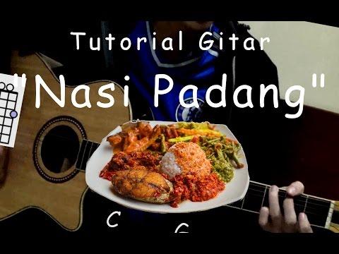 Belajar Gitar (Nasi Padang - Kvitland)