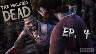The Walking Dead - No Time Left [Finale]: Let's Play Commentato - Parte 4: Kenny è un Eroe!!