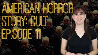"Video American Horror Story: Cult Episode 11 ""Great Again"" Review download MP3, 3GP, MP4, WEBM, AVI, FLV November 2017"