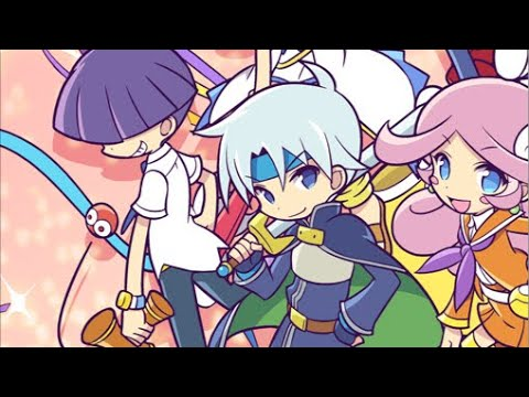 (LIVE) ぷよぷよ!!Puyo Puyo 20th Anniversary for Wii - Hilarity Ensues (日本語もOKです!)